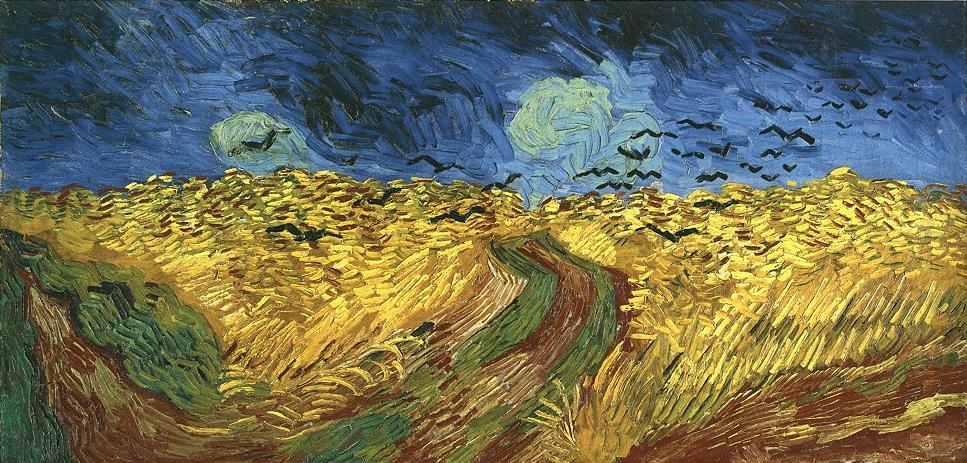 Van Gogh Auvers sur Oise o El Final