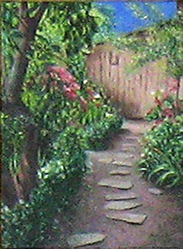 Jardín Rústico