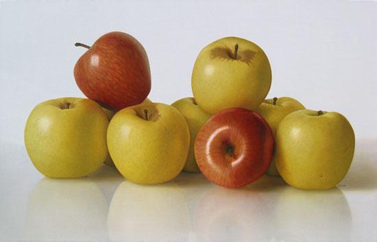 Manzanas, Omar Ortiz