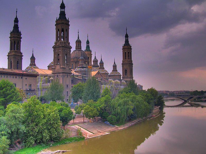 Basílica del Pilar Zaragoza, Aragón