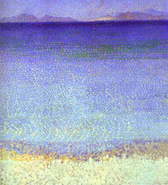 Las Islas de Oro, Henri Edmond Cross