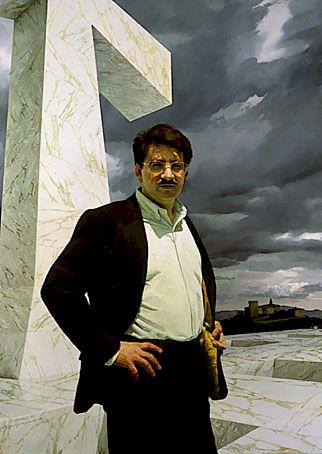 Grimaldi XII, Roberto González