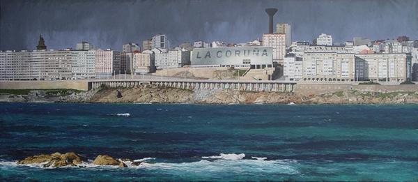 La Coruña I, Roberto González